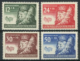 Gen.Gouv., michel 59/62, xx