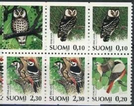 Finland , michel 1212/14 , xx