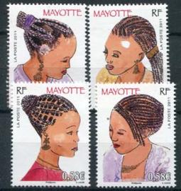 Mayotte, michel 242/45, xx