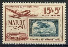 Marokko, michel 343, xx