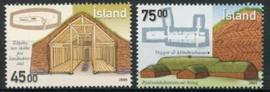 IJsland, michel 965/66, xx