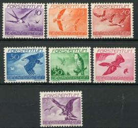 Liechtenstein, michel 173/79, x