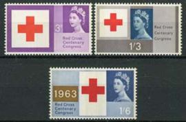 Engeland, michel 362/64y, xx