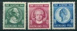 Rheinland-Pfalz, michel 46/48, x