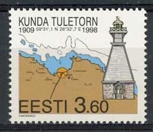 Estland, michel 322, xx
