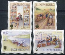 Luxemburg, michel 1956/59, xx