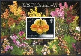 Jersey, michel blok 68, xx