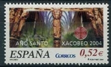 Spanje, michel 3969, xx