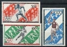 Cameroun, michel 653/55 , xx