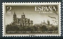 Spanje, michel 1023, xx