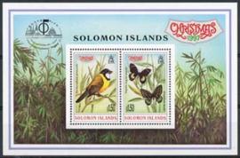 Solomon, michel blok 50, xx