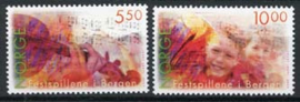 Noorwegen, michel 1465/66, xx