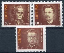 Litouen, michel 550/52 , xx