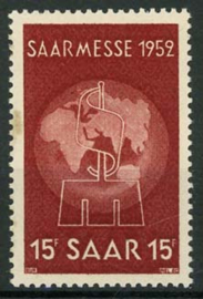 Saar , michel 317, xx