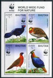 Bhutan, michel blok 469, xx