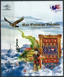 Indonesie, zbl. blok 311, xx