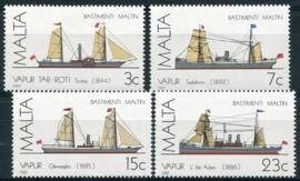 Malta, michel 739/42, xx