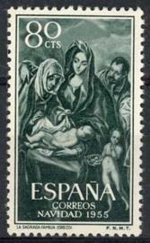 Spanje, michel 1069, xx
