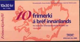 IJslands, michel MH met 824, xx