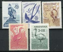 Argentinie, michel 715/19, xx