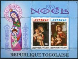 Togo, michel blok 99, xx