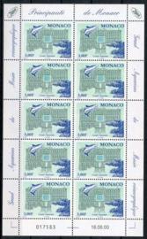 Monaco, michel kb 2520, xx
