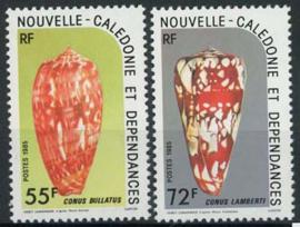 N.Caledonie, michel 757/58, xx