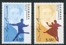 Denemarken, michel 1403/04, xx