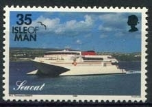 Isle of Man, michel 660, xx