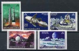 Seychelles, michel 254/50, xx