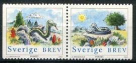 Zweden, michel 2209/10, xx