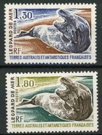Antarctica Fr., michel 152/53, xx