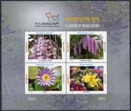 BanglaDesh, bloemen, 2014, xx
