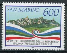 S.Marino, michel 1451, xx