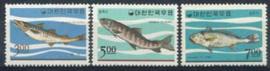 Korea Z., michel 534/36, xx