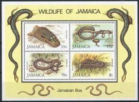 Jamaica, michel blok 24, xx