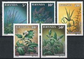 Rwanda, michel 1407/11, xx