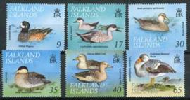 Falkland, michel 757/62, xx