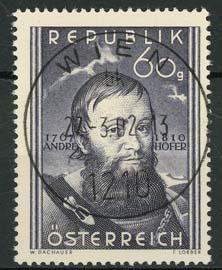 Oostenrijk, michel 949 , o