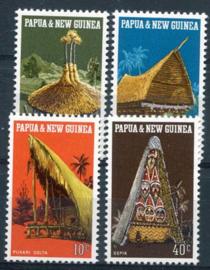 Papua N.Guinea, michel 193/96, xx