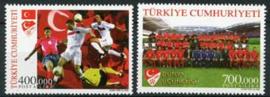 Turkije, michel 3317/18, xx