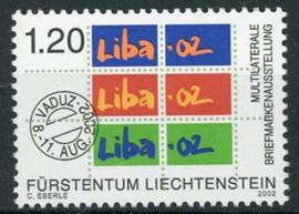 Liechtenstein, michel 1285, xx