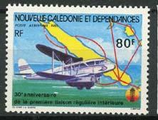 N.Caledonie, michel 769, xx