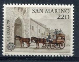 S.Marino , michel 1173 , xx