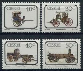 Ciskei, michel 162/65, xx