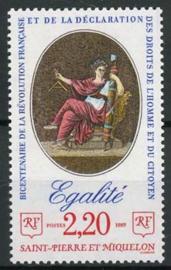 St.Pierre, michel 572, xx