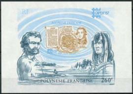 Polynesie, michel blok 13, xx