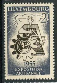 Luxemburg, michel 535, xx