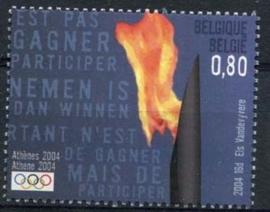 Belgie, obp 3306 , xx