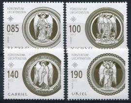 Liechtenstein, michel 1656/59, xx